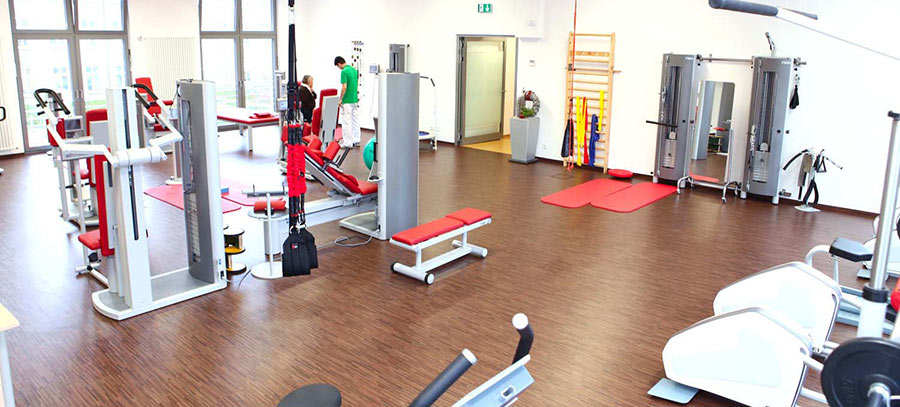 Ambulantes Physiocenter Gronau